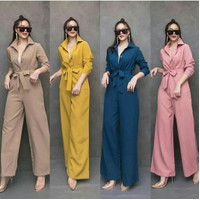 JUMPSUIT MODEL MISS KOREA BAJU FASHION WANITA JP HARBONA