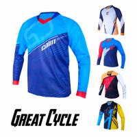 Jersey sepeda mtb Seli GC New Dahon Brompton folding kaos baju lipat
