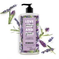 Love & Beauty Planet Hand Body lotion Argan Oil & Lavender