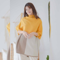 Trisha Knit Blouse in Beatrice Clothing - Atasan Wanita