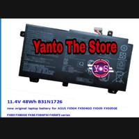 Baterai Laptop Asus TUF GamingbFX504 FX504GD FX504GE FX504GM B31N1726