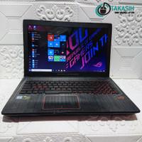 Laptop Asus ROG GL553VD i7-7700H/8GB/1TB/GTX 1050 Second