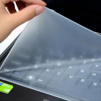 Cover Pelindung Keyboard Notebook/Laptop Bahan Silicon UK 15inci