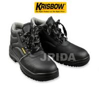 Sepatu Safety Krisbow Arrow 6 Inch/ Krisbow Safety Shoes Arrow 6Inch