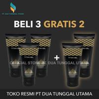 Titan Gel Gold Original - Beli 3 Gratis 2