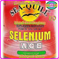 SEA QUILL SELENIUM ACE 50' - SEAQUILL 656 - ANTI AGING - ANTI OKSIDAN
