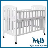 Baby Box / Box Bayi / Ranjang Bayi HK 1008 (SOLID WOOD)