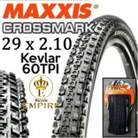 Ban Luar Sepeda Tire MTB Maxxis Crossmark 29 x 2.10 29 2 10 60 TPI