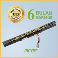 Baterai Laptop ACER Aspire E15 E5-475G E5-573G E5-575G. AS16A5K