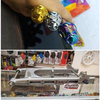 as roda belakang supra jupiter arm DKT at qtt original heng