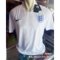 Baju Bola Polo Jersey England Inggris Home World Cup Piala Dunia 2018