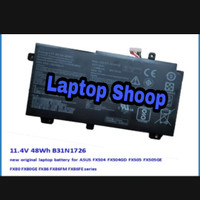 Baterai Laptop Asus TUF Gaming FX504 FX504GD FX504GE FX504GM B31N1726