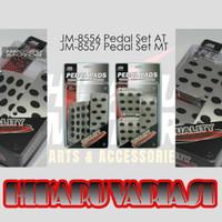 Cover Pedal Gas Mobil AVANZA VELOZ Pad Racing Manual/Metic Anti Slip