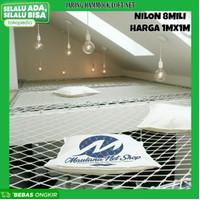 jaring ayunan nilon hammock - 20cm