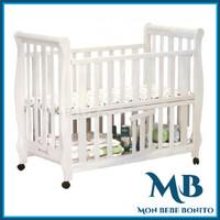 Baby Box / Box Bayi / Ranjang Bayi HK 066 - SOLID WOOD