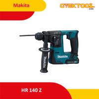 Makita HR140DZ / HR 140 DZ Bor Bobok Baterai Cordless Rotary Hammer