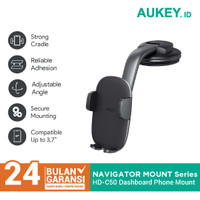 Aukey Holder HD-C50 Dashboard Phone Mount - 500457