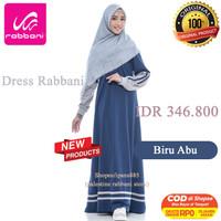 RABBANI - Baju Pakaian Dress Gamis Wanita Ori Sport Casual Terbaru