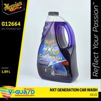 Meguiars - NXT Generation Car Wash 1,89 L, Shampoo Shampo Mobil Motor