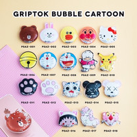 Pop socket air bubble cartoon termurah