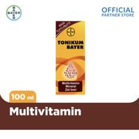 Tonikum Bayer Multivitamin 100ml