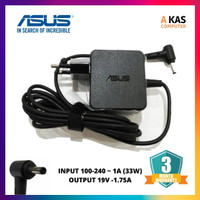 Charger Adaptor Laptop Asus X541N X541NA 19V 1.75A Input (1A)
