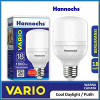 Lampu LED / Bohlam LED Hannochs VARIO 18 Watt -SNI