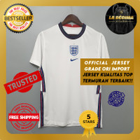 Jersey Bola Inggris England Home 2020 Fans Issue Grade Ori Import 100%