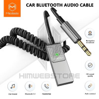 MCDODO CA-8700 Car Speaker Head Unit Bluetooth Wireless Audio Receiver