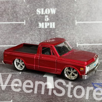 Die Cast 1:32 Chevy Chayenne Pickup Truck [fast furious] JADA