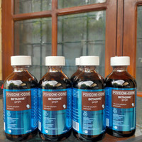 betadine kumur Gargle and mouth wash ready Import