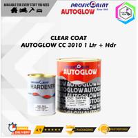 Clear Coat Autoglow 3010 1 liter /Pernis/Clearcoat/Coat