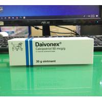 DAIVONEX OINTMENT ISI 30 gr