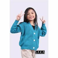 cardigan rajut anak / asryila knit kids edition