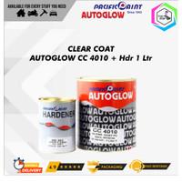 Clear Coat Autoglow 4010 1 liter /Pernis/Clearcoat/Coat