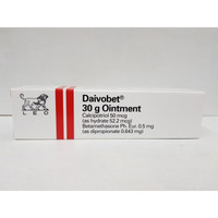 DAIVOBET OINTMENT ISI 30 gr