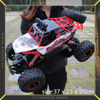 Remote Control Monster Truck Rock Crawler Off Road Bigfoot RC 4WD