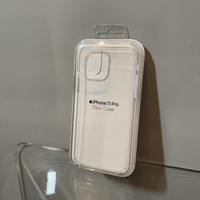 Apple Clear Case iPhone 11 PRO - Official Casing - Original
