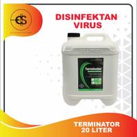 Disinfectant Spray Terminator Bayer @ 20 Liter