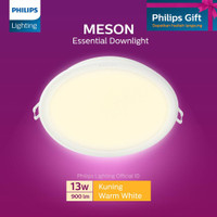 Philips Downlight - 59464 MESON 125 13W 30K WH Recessed LED Kuning