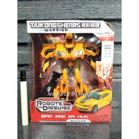 Transformers bumblebee autobot new misb
