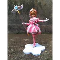 action figure mainan card captor sakura