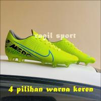 sepatu sepak bola nike - Hijau, 43