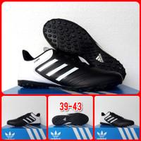 Sepatu Futsal Adidas Copa New Color Grade ori - Hitam Putih, 39