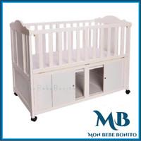 Baby Box / Box Bayi / Ranjang Bayi MIAO HK-045 (SOLID WOOD)
