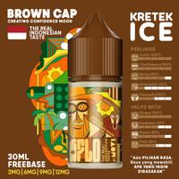 Aflo Kretek Ice 30ML by MOVI 100% Authentic - Liquid Aflo Ice Kretek