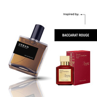 Urban Perfume Point Baccarat Rouge 540 - Inspired