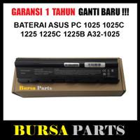 Baterai Laptop Asus Eee PC 1025 1025C 1225 1225C 1225B A32-1025