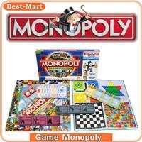 Monopoli 5 In 1 Mainan Anak