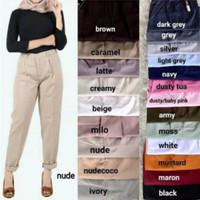 PROMO Celana Baggy pants Wanita / Celana Kerja wanita / Celana Formal